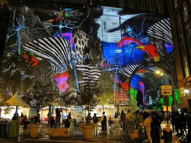 New York Festival of Lights (NYFOL)