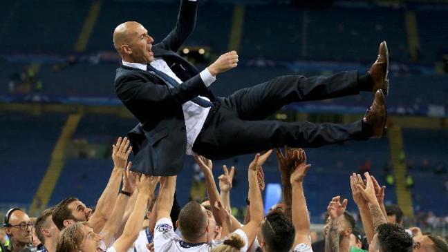 Zidane CL